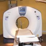 Scanner GE Optima CT 540