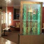 Salle d'attente Centre d'Imagerie Médicale Clinique Générale Valence